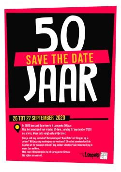In 2020 = 50 jaar buurtwerk 't Lampeke: denk je mee?