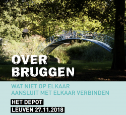 Presentatie documentaire 'Overbruggen'