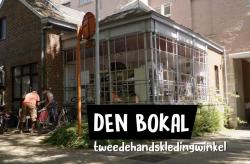 even geen donaties voor tweedehandswinkel den Bokal