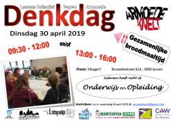 denkdag Leuvens Collectief tegen armoede